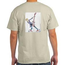 Jammin' Jeremy Light T-Shirt