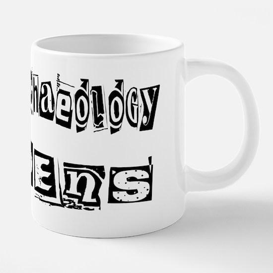 wg018_Doing-Archaeology.png 20 oz Ceramic Mega Mug