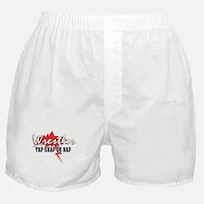 Tap Snap or Nap Wrestler Boxer Shorts