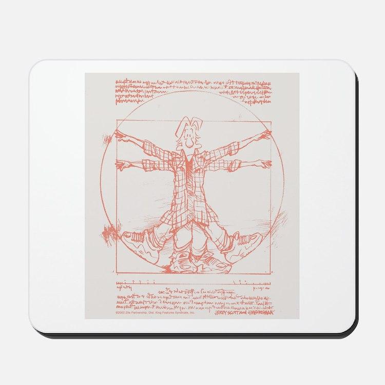 Da Vinci Jeremy Mousepad