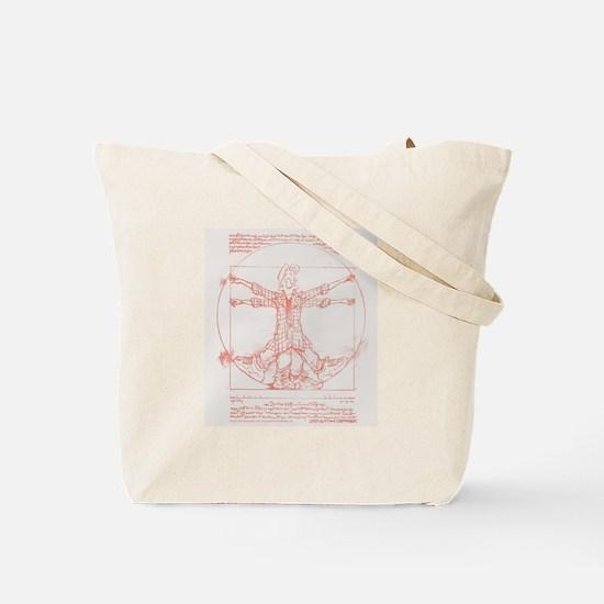 Da Vinci Jeremy Tote Bag
