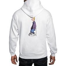Slouchy Jeremy Hooded Sweatshirt