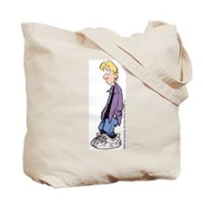 Slouchy Jeremy Tote Bag