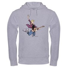 Rock Star Jeremy Hooded Sweatshirt