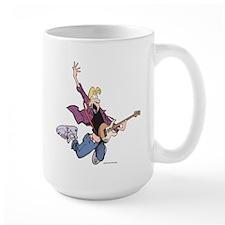 Rock Star Jeremy Large Mug