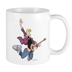Rock Star Jeremy Mug