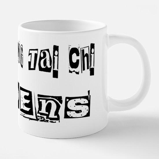 wg431_Practicing-Tai-Chi.pn 20 oz Ceramic Mega Mug