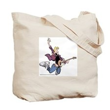 Rock Star Jeremy Tote Bag