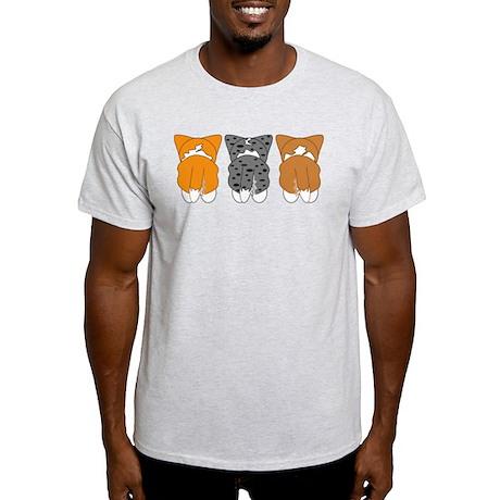 Mix Cardigan Light T-Shirt