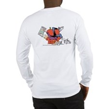 Jeremy Reading Comics Long Sleeve T-Shirt