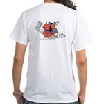 Jeremy Reading Comics White T-Shirt