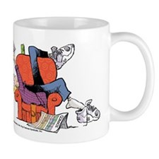 Jeremy Reading Comics Mug
