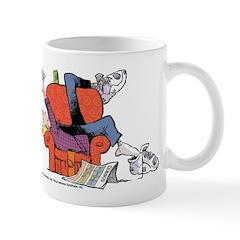 Jeremy Reading Comics Mug