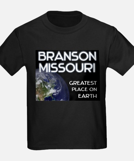 branson missouri - greatest place on earth T