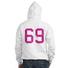 Team L Word 69 Jumper Hoody
