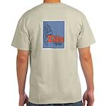 Thoughtful Jeremy Logo Light T-Shirt