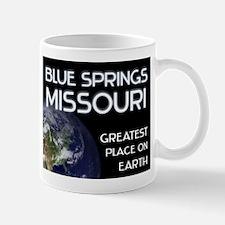 blue springs missouri - greatest place on earth Mu