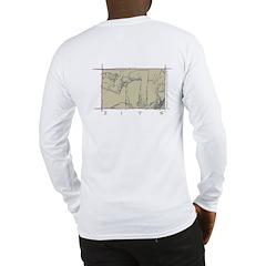 Jeremy Box Logo Long Sleeve T-Shirt