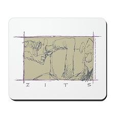 Jeremy Box Logo Mousepad