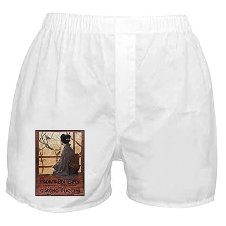Madama Butterfly Boxer Shorts