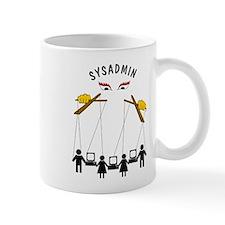 SYSADMIN Small Mugs