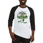 Jalon Coat of Arms Baseball Jersey