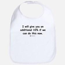 Additional 10% -  Bib