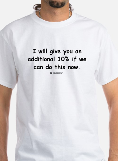 Additional 10% - Shirt