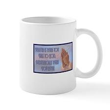 Funny Meditation Mug