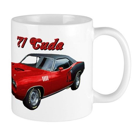 71 Cuda Mug