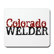 Colorado Welder Mousepad