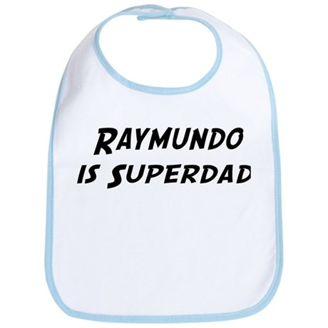 Raymundo is Superdad Bib