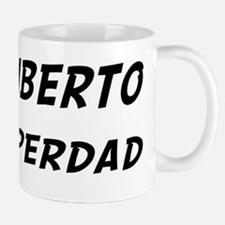 Heriberto is Superdad Mug