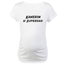 Kameron is Superdad Shirt