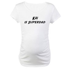 Kai is Superdad Shirt