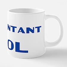 Finance geek 20 oz Ceramic Mega Mug