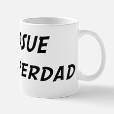 Josue is Superdad Small Small Mug