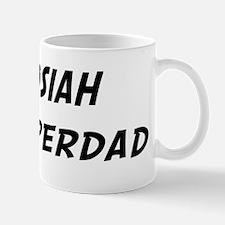 Josiah is Superdad Mug
