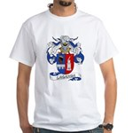 Lagarda Coat of Arms White T-Shirt