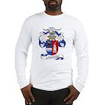 Lagarda Coat of Arms Long Sleeve T-Shirt