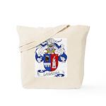 Lagarda Coat of Arms Tote Bag
