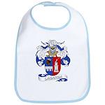 Lagarda Coat of Arms Bib