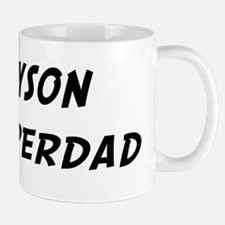 Jayson is Superdad Mug