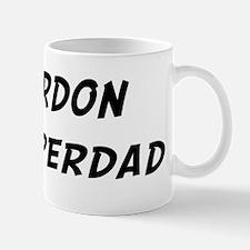 Jorge is Superdad Mug
