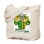 Lasarte Coat of Arms Tote Bag