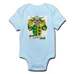 Lasarte Coat of Arms Infant Creeper
