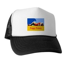 Funny Peggy Trucker Hat