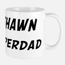 Deshawn is Superdad Small Small Mug