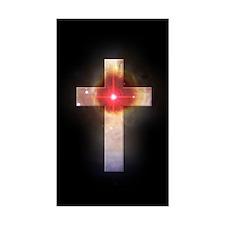 Celestial Cross Rectangle Decal