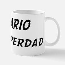 Dario is Superdad Mug